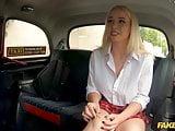 Fake Taxi Dirty driver fucking a hot teen virgin Vera Jarw