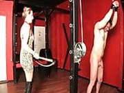Cruel Slave Farm Whipping